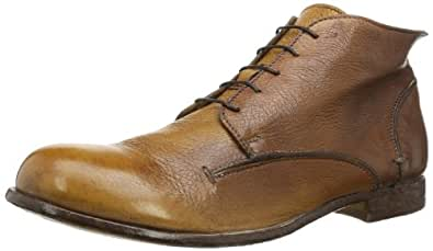 MOMA Mens derby boot Boots Brown Braun (rosso inglese) Size: 11