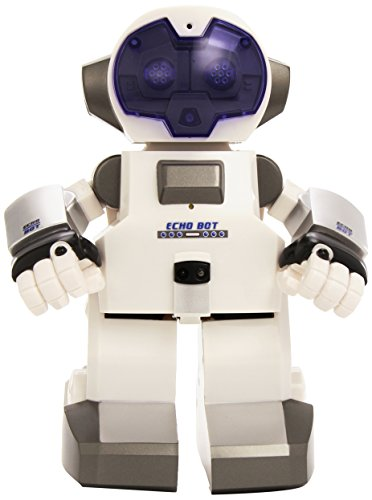 World Brands - Robot Echo Bot, juguete electrónico (Silverlit 88308)