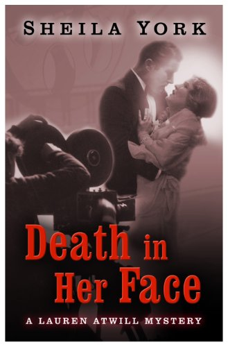 Image of Death in Her Face (A Lauren Atwill Mystery)