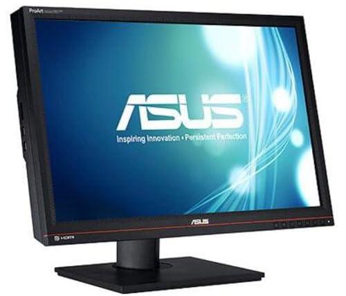 ASUS PAシリーズ 24.1型ワイド液晶モニタ P-IPSパネル搭載 LCDバックライト ブラック PA246Q