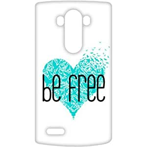 Crackndeal 136QUOCLGG4 Back cover for LG G4, (Multi-coloured)