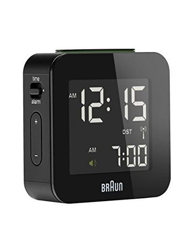 Braun Reloj despertador BNC008BK-RC Negro
