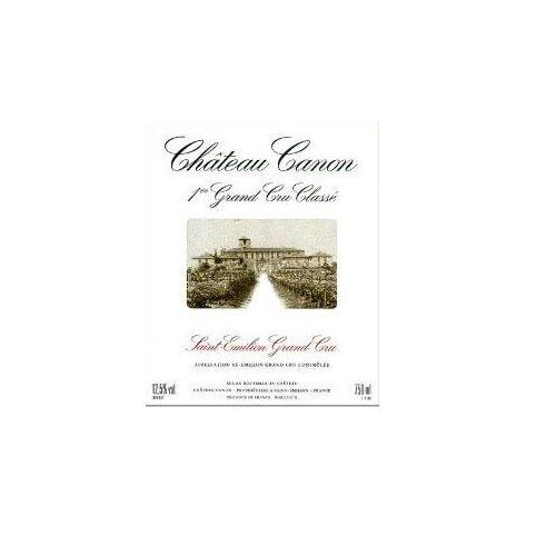 2004 Château Canon Saint-Émilion 1Er Grand Cru Classé 750 Ml