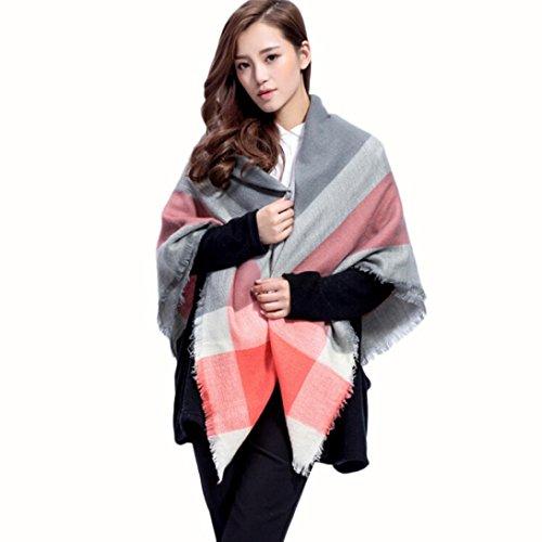 feitong-womens-scarf-triangle-fashion-plaid-blanket-pashmina-shaw-b