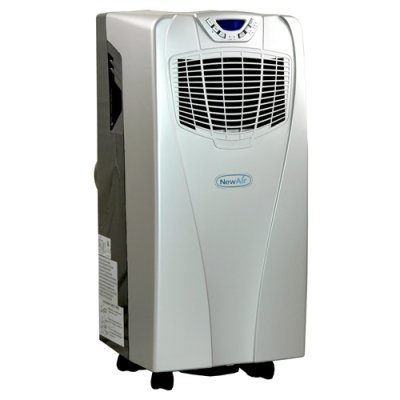 NewAir AC10000E 10,000 BTU Portable Air Conditioner With AutoEvaporative Technology