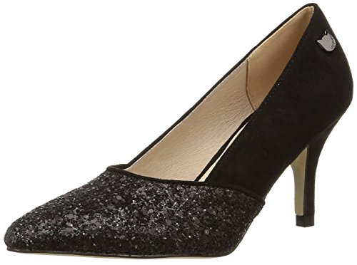 Lollipops - Verone, Sandalo Con Tacco da donna, nero (black), 37