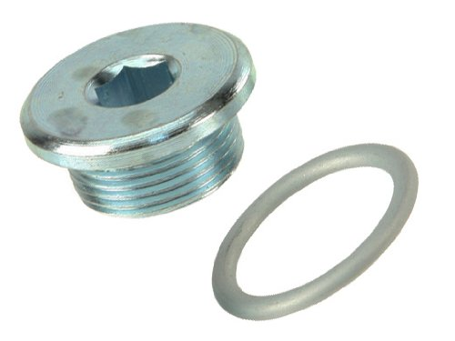 Audi vw (90-09) Engine Oil Drain Plug + Seal Ring (Vw Touareg Engine Parts compare prices)