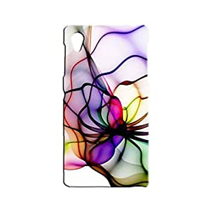 BLUEDIO Designer 3D Printed Back case cover for Sony Xperia Z1 - G1502