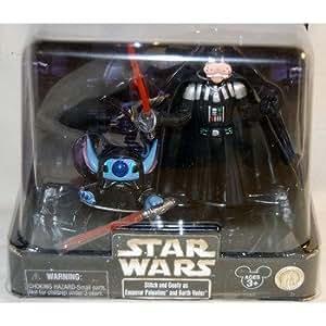 Disney Star Wars Goofy Vader & Stitch Emperor
