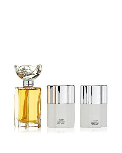 Oscar de la Renta Set Perfume Mujer 3 Piezas Esprit D'Oscar (Edp 100 ml + Body Lotion 50 ml + Gel 50 ml)