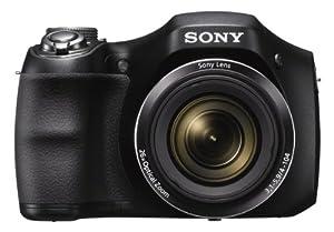 Sony H200 Bridge Camera (20.1MP with Optical Stabilization, 26x Optical Zoom)