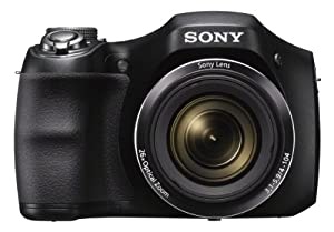 Sony H200 Bridge Camera (20.1MP with Optical Stabilization, 26x Optical Zoom)