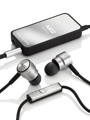 AKG noise canceling canal type earphone K391NC (Japan Import)