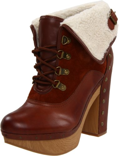 Lucky Women'S Tanner Boot,Sequoia,7 M Us
