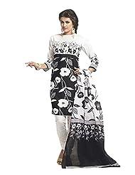 AASRI Women Cotton Unstitched Salwar Suit - B015FY07AS