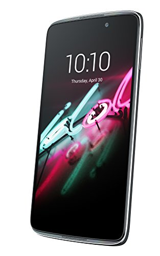 Alcatel-Idol-3-Smartphone-dbloqu-Gris-import-Allemagne