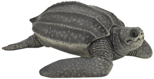 Papo Leatherback Turtle Toy Figure - 1