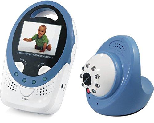 "Hosafe W216Dc1 2.4Ghz Digital Baby Monitor Wireles Camera, 2.4"" Lcd, 2 Ways Speak, Digital Wireless Technology Without Wifi Interference"