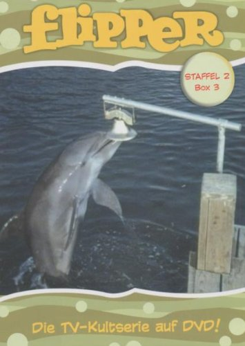 Flipper - Staffel 2, Box 3 [2 DVDs]