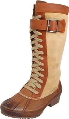 Sorel Women's Sorelia Earhart Shearling Boot