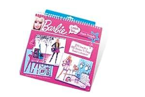 Fashion Angels Fashion Angels Barbie I Can Be Sketch Portfolio
