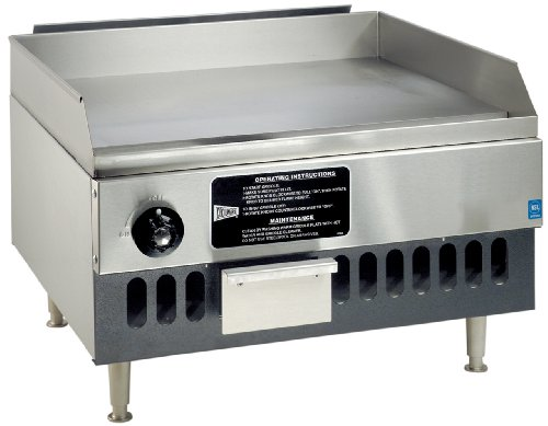 Electric Griddle Stainless Steel front-628923