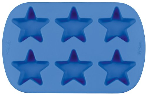 Find Discount Wilton Mini Star Silicone Mold