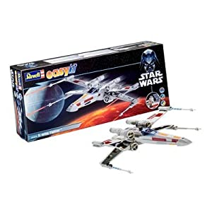Revell easykit 06656 - Steckbausatz Star Wars X-Wing Fighter Luke Skywalker