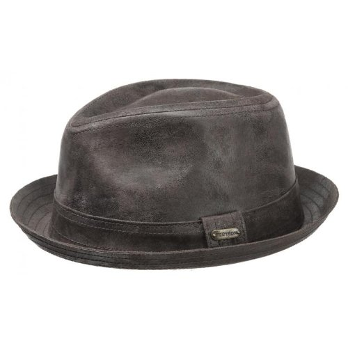 radcliff-player-in-pelle-stetson-trilby-cappello-in-pelle-m-56-57-marrone