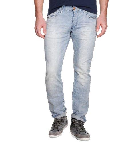 QS by s.Oliver Herren Relaxed Jeans 40.402.71.8040, Gr. W38/L34 (Herstellergröße: 38), Blau