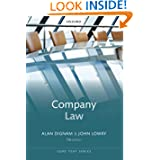 Company Law (Core Text)