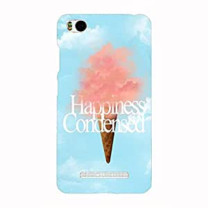 Back cover for Xiaomi Mi4i Happiness Condensed