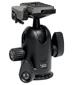 Manfrotto 498RC2 Ball Head with Quick Release Replaces Manfrotto 488RC2