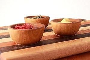 Condiment Bowls 3 PC Set