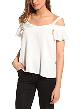 FRENCH CODE Top Alabine (Blanco)