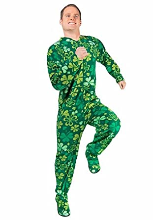 Drop seat footed pajamas at amazon women s clothing store pajama