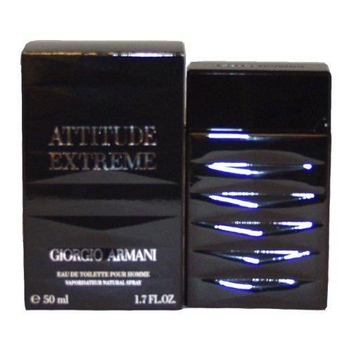 Giorgio Armani Attitude Extreme Eau de Toilette Spray 50ml