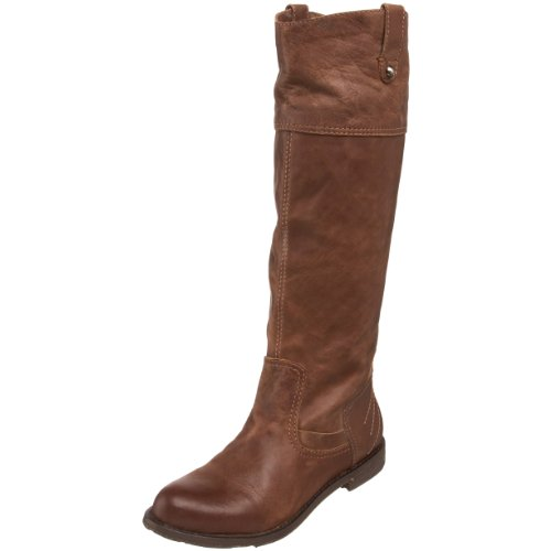 OTBT Women's Petaluma Riding Boot,New Brown,7.5 M US