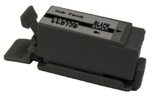 kompatible CANON Patrone BCI-15BK i70 i80 iP90 -schwarz- 6 ml Youprint