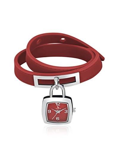 Laurens Reloj de cuarzo 027021AA Rojo 23 mm