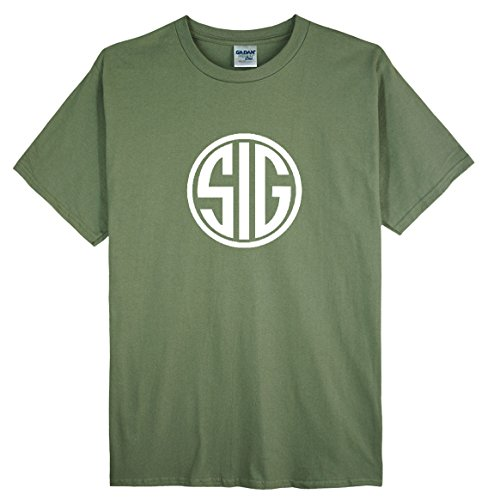 Sig sauer men 39 s cute style fitness silky university sport for Sports shirts near me