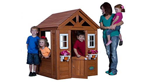 Outside Playhouse For Kids