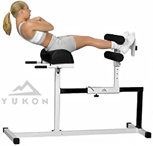 Amazon Com Yukon Glute Hamstring Back And Abs