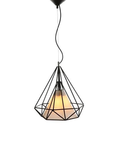 Control Brand Enns Pendant Lamp, Matte Black