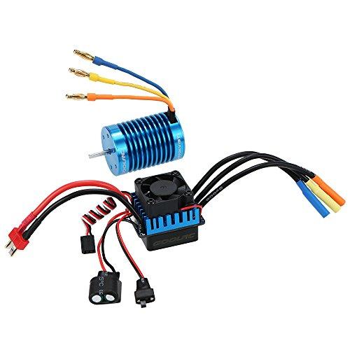 Car stator for Sensorless brushless motor controller