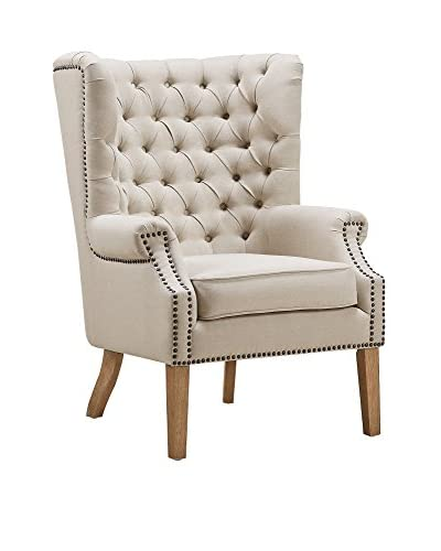 TOV Furniture Abe Wing Chair