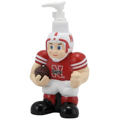 Nebraska Cornhuskers Liquid Soap Pump