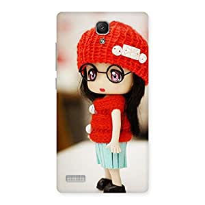 Ajay Enterprises Cuty Little Angel Back Case Cover for Redmi Note Prime