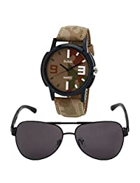 Relish Analog Round Casual Wear Watches For Men - B01A56YI1A
