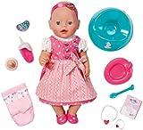 Zapf Creation 820889 - Baby Born interactive Puppe Oktoberfest